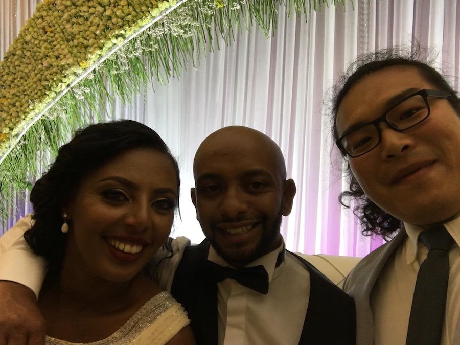 エチオピア人の結婚式に招待してもらいました!